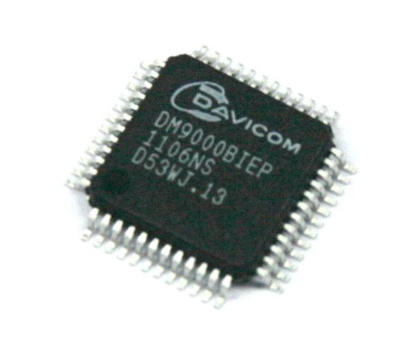 DAVICOM DM9000 DRIVER PC