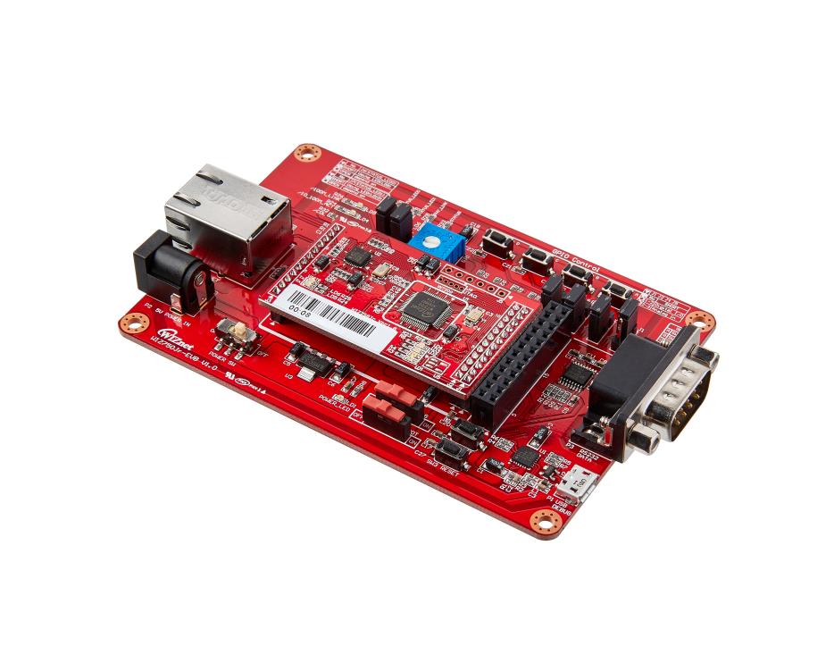 Networking Modules TTL Interface RJ-45 Interface WIZ750SR-105